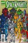 Cover for Spaceknights (Marvel, 2000 series) #5