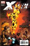 Cover for X-Men (Marvel, 2004 series) #184 [Direct Edition]