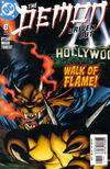 Cover for Demon: Driven Out (DC, 2003 series) #6
