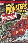 Cover Thumbnail for Where Monsters Dwell (1970 series) #33