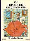 Cover for En fettsugers bekjennelser (Semic, 1988 series)