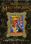 Cover Thumbnail for Marvel Masterworks: Golden Age Marvel Comics (2004 series) #1 (36) [Limited Variant Edition]