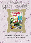 Cover for Marvel Masterworks: The Fantastic Four (Marvel, 2003 series) #1 (2) [Limited Variant Edition]