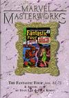 Cover Thumbnail for Marvel Masterworks: The Fantastic Four (2003 series) #7 (34) [Limited Variant Edition]