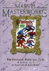 Cover for Marvel Masterworks: The Fantastic Four (Marvel, 2003 series) #8 (42) [Limited Variant Edition]