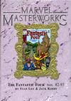Cover for Marvel Masterworks: The Fantastic Four (Marvel, 2003 series) #9 (53) [Limited Variant Edition]