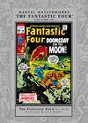 Cover for Marvel Masterworks: The Fantastic Four (Marvel, 2003 series) #10 [Regular Edition]