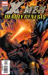 Cover for X-Men: Deadly Genesis (Marvel, 2006 series) #2