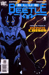 Cover for The Blue Beetle (DC, 2006 series) #1 [First Printing]