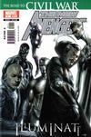 Cover Thumbnail for New Avengers: Illuminati (2006 series) #1 [Direct Edition]