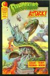 Cover for Dinosaurs Attack! The Graphic Novel (Eclipse, 1991 series) #1