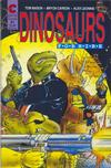 Cover for Dinosaurs for Hire (Malibu, 1988 series) #1
