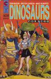 Cover for Dinosaurs for Hire (Malibu, 1988 series) #3