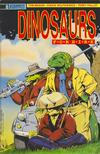 Cover for Dinosaurs for Hire (Malibu, 1988 series) #8