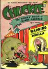 Cover for Chuckle (American Comics Group, 1945 series)