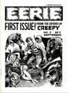 Cover for Eerie (Warren, 1965 series) #1