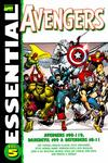 Cover for Essential Avengers (Marvel, 1999 series) #5