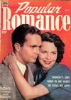 Cover for Popular Romance (Pines, 1949 series) #6