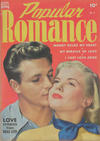 Cover for Popular Romance (Pines, 1949 series) #8