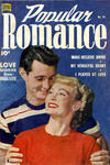 Cover for Popular Romance (Pines, 1949 series) #10