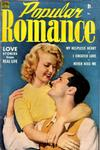 Cover for Popular Romance (Pines, 1949 series) #12