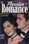 Cover for Popular Romance (Pines, 1949 series) #18