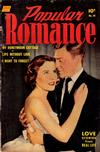 Cover for Popular Romance (Pines, 1949 series) #20