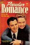 Cover for Popular Romance (Pines, 1949 series) #28