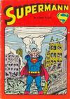 Cover for Supermann (Serieforlaget / Se-Bladene / Stabenfeldt, 1966 series) #1/1966