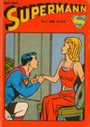 Cover for Supermann (Serieforlaget / Se-Bladene / Stabenfeldt, 1966 series) #4/1966