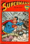 Cover for Supermann (Serieforlaget / Se-Bladene / Stabenfeldt, 1966 series) #6/1966