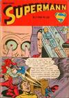 Cover for Supermann (Serieforlaget / Se-Bladene / Stabenfeldt, 1966 series) #7/1966