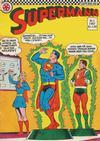 Cover for Supermann (Serieforlaget / Se-Bladene / Stabenfeldt, 1966 series) #1/1967