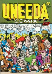 Cover Thumbnail for Uneeda Comix (The Print Mint Inc, 1970 series)