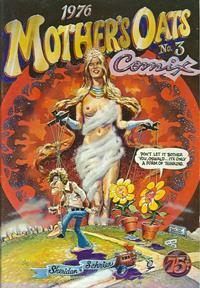 Cover Thumbnail for Mother's Oats Comix (Rip Off Press, 1969 series) #3