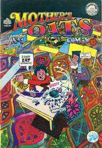 Cover Thumbnail for Mother's Oats Comix (Rip Off Press, 1969 series) #[nn]