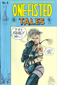 Cover Thumbnail for One Fisted Tales (Slave Labor, 1990 series) #5
