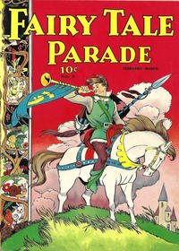 Cover Thumbnail for Fairy Tale Parade (Dell, 1942 series) #5