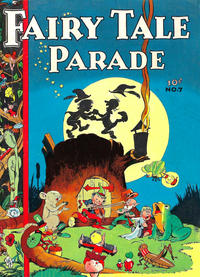 Cover Thumbnail for Fairy Tale Parade (Dell, 1942 series) #7