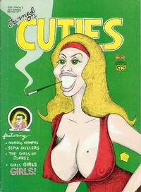 Cover Thumbnail for Turned On Cuties (Golden Gate Publishing Company, 1972 series)