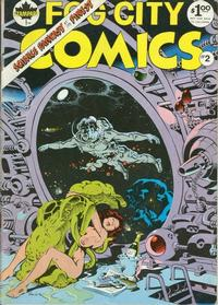 Cover Thumbnail for Fog City Comics (Stampart, 1977 series) #2