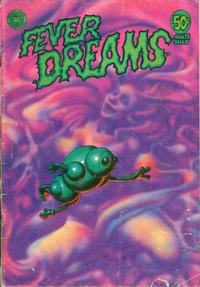 Cover Thumbnail for Fever Dreams (Kitchen Sink Press, 1972 series) #1