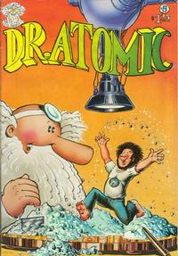 Cover Thumbnail for Dr. Atomic (Last Gasp, 1972 series) #5