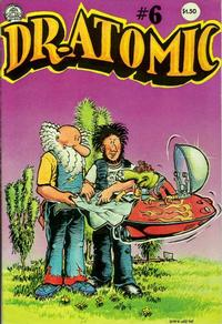 Cover Thumbnail for Dr. Atomic (Last Gasp, 1972 series) #6