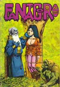 Cover Thumbnail for Fantagor (Last Gasp, 1971 series) #4