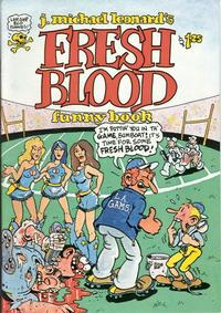 Cover Thumbnail for Fresh Blood Funny Book (Last Gasp, 1978 series)