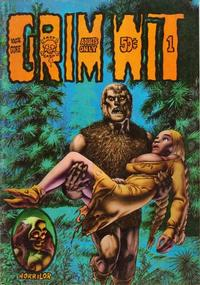Cover Thumbnail for Grim Wit (Last Gasp, 1973 series) #1