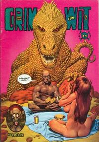 Cover Thumbnail for Grim Wit (Last Gasp, 1973 series) #2