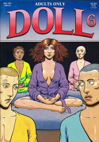 Cover Thumbnail for Doll (Rip Off Press, 1989 series) #6