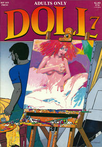 Cover Thumbnail for Doll (Rip Off Press, 1989 series) #7